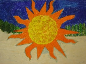 The Winter Solstice assures us the days will once again grow longer - Edmison Heights grade 4 class
