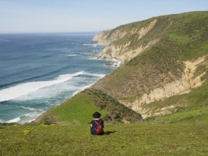 Tomales Point Trail at Port Reyes National-Seashore - Drew Monkman