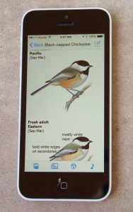 The Sibley eBird app is an excellent birding resource.